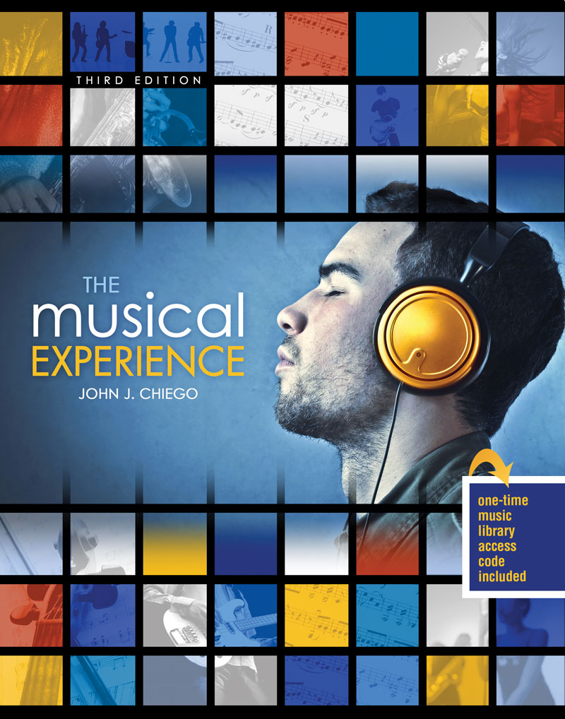 Musical Experience, music textbooks, music appreciation textbook, music appreciation text