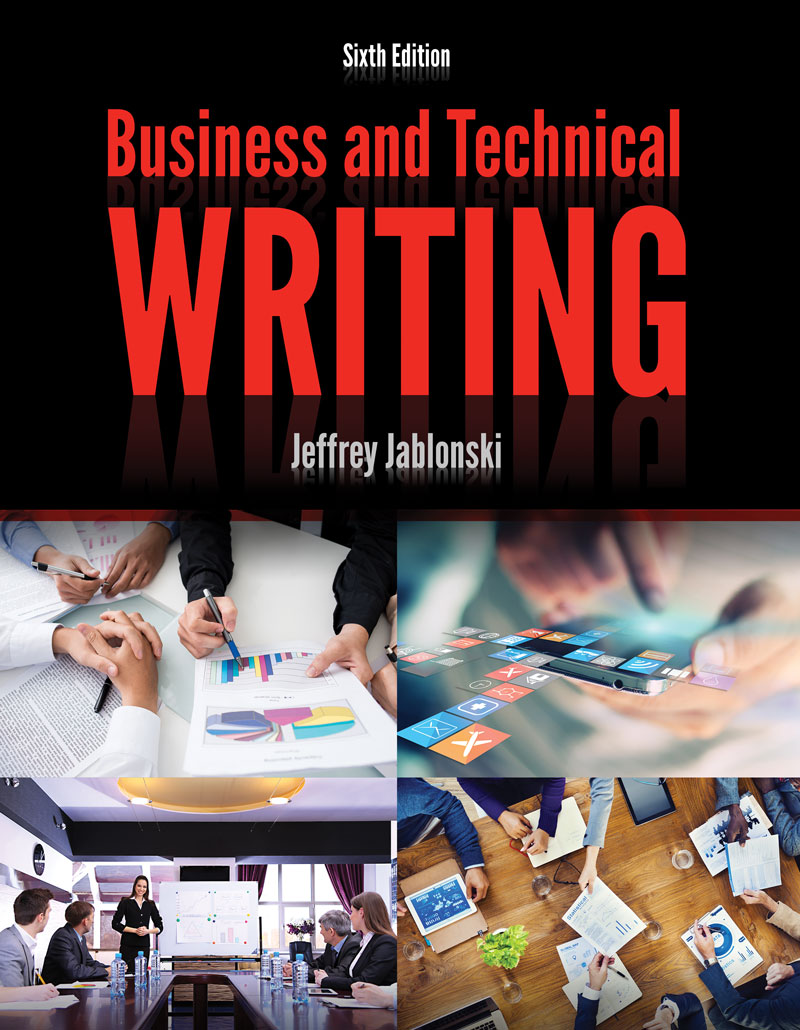 business technical writing Resources for technical & business writing this website began as a set of links to online resources for business and technical writers it quickly grew into the.