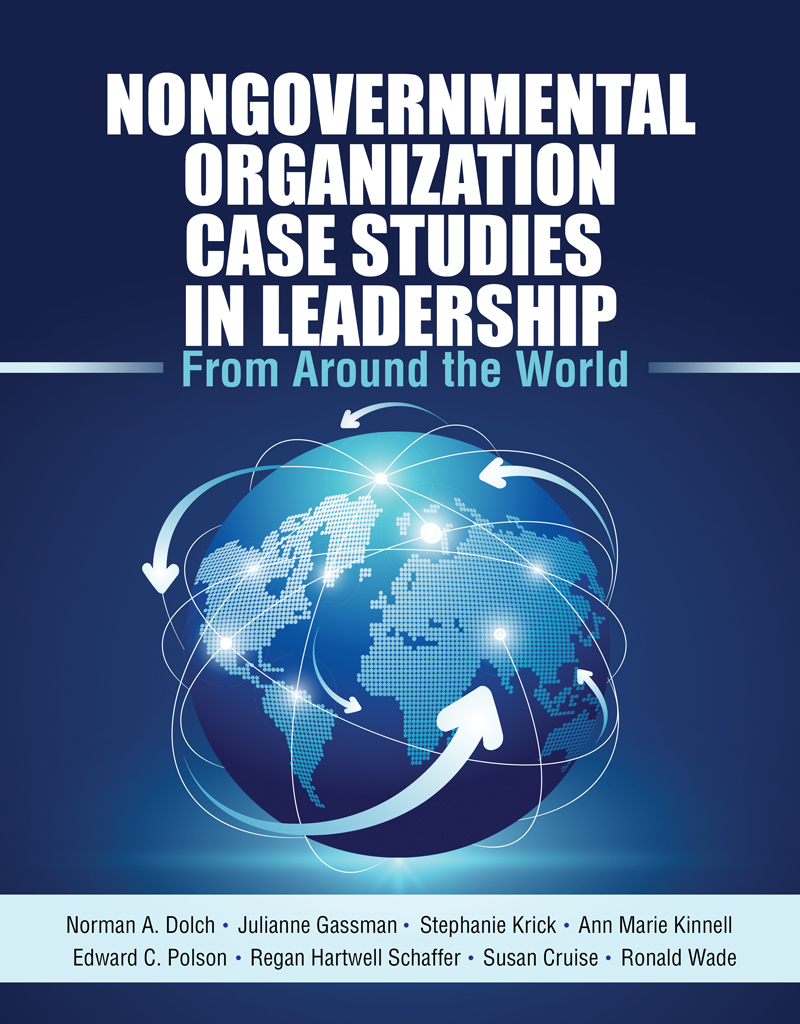 Nongovernmental Organization Case Studies In Leadership From  Nongovernmental Organization Case Studies Leadership Around World