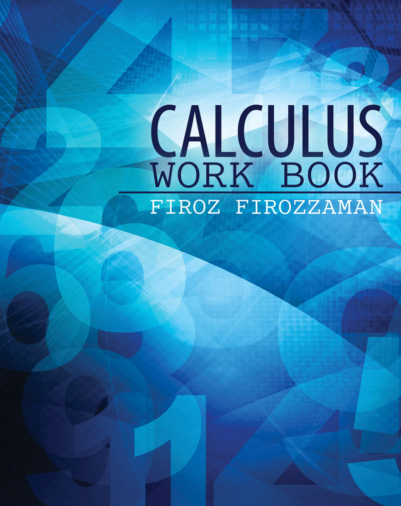 Calculus Work Book | Higher Education