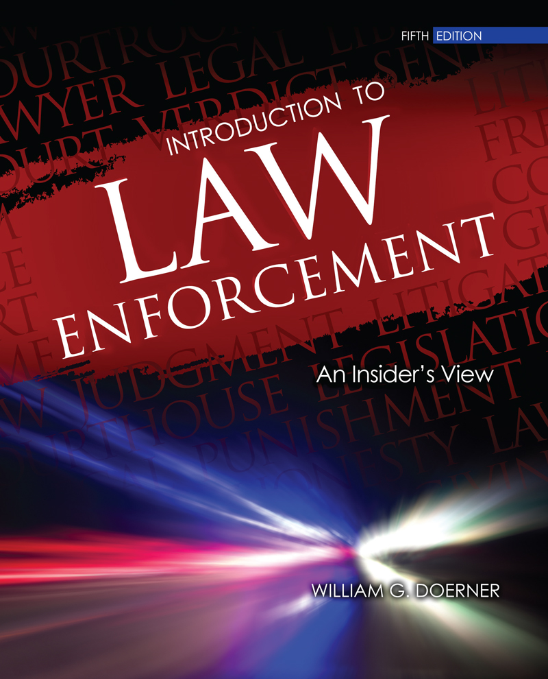 an introduction to the law enforcement profession Introduction to law enforcement: an insider's view (5th edition) is a very unique textbook it draws upon the author's dual set of experiences as a member of the academic world and also as a.