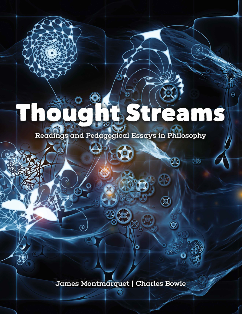 thought streams readings and pedagogical essays in philosophy thought streams readings and pedagogical essays in philosophy higher education