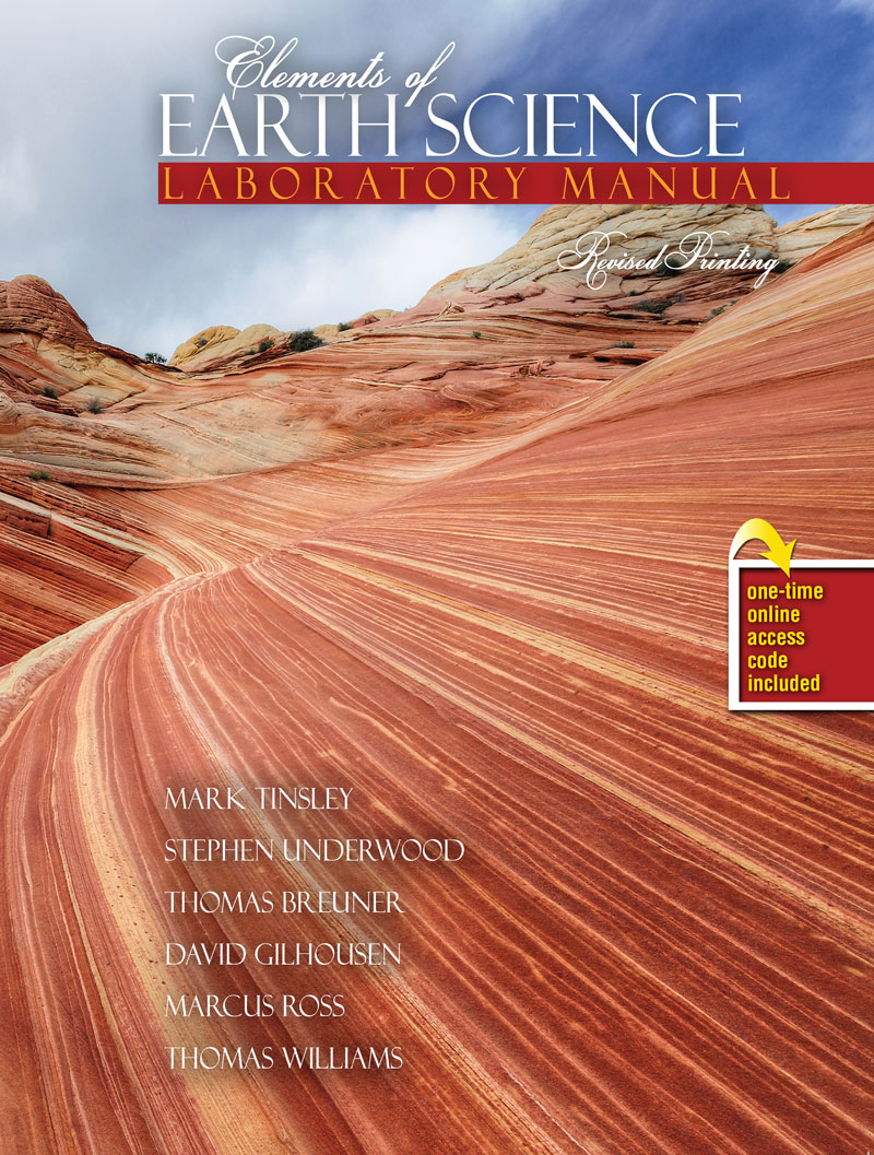 elements of earth science laboratory manual higher education rh he kendallhunt com earth science lab manual fourth edition Earth Science Posters