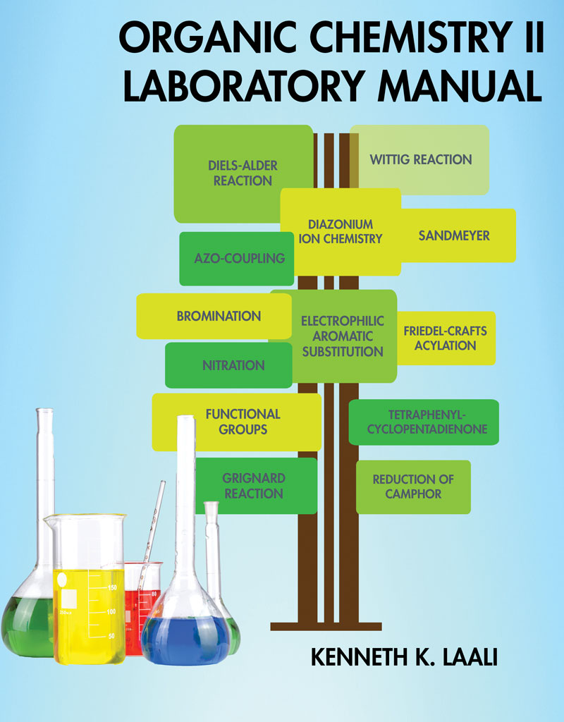 organic chemistry ii laboratory manual This new manual takes students of organic chemistry through a multitude of basic laboratory techniques such as reaction setup, reflux, distillation, recrystallization, thin layer chromatography and many others.