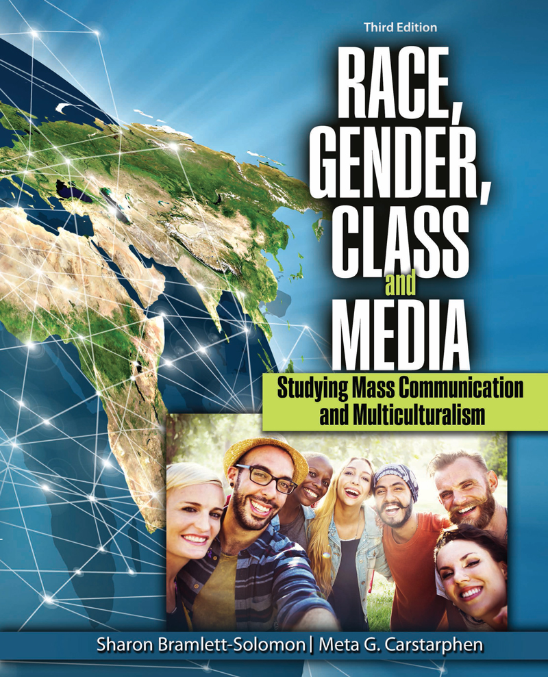 race gender mass media The effects of race, gender, and fandom on audience interpretations of  we  also thank the gannett center for media studies, where the first author was a.