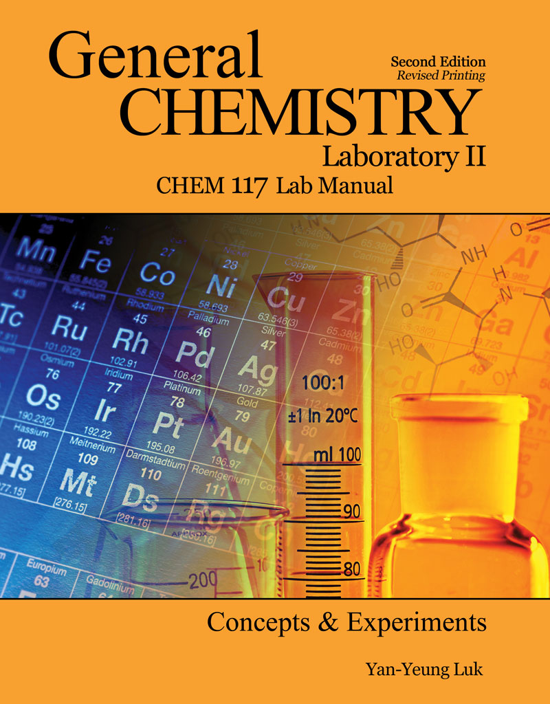 General chemistry laboratory ii chem 117 lab manual higher general chemistry laboratory ii chem 117 lab manual higher education fandeluxe Images