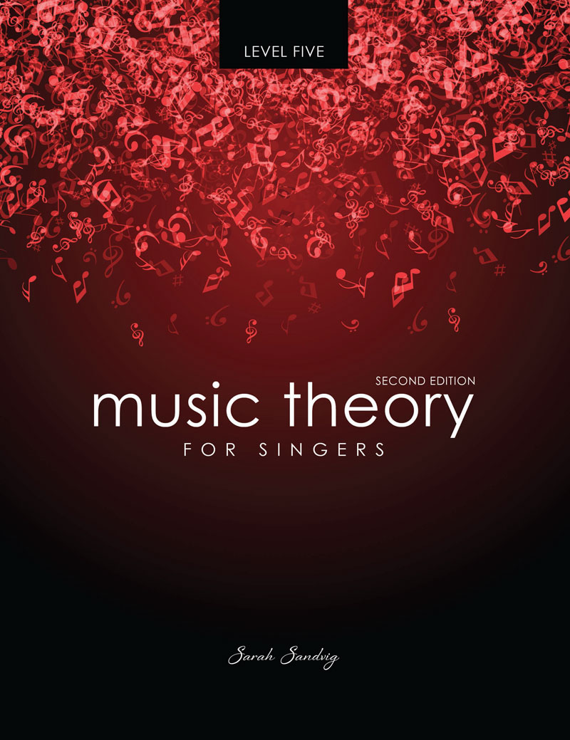 music theory for singers level five