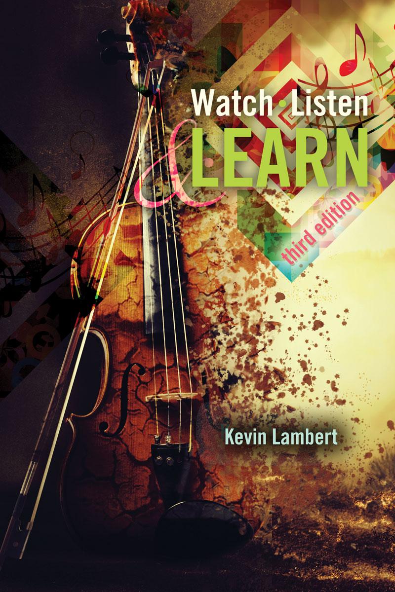 Watch listen and learn kevin lambert