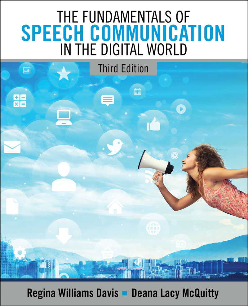 fundamentals of speech communication Speech communication, a major in the department of english, helps students  develop their understanding and appreciation of the human communication.