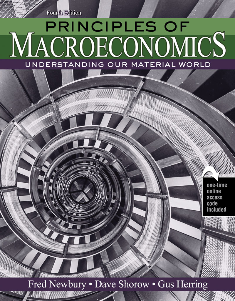 Principles Of Macroeconomics Understanding Our Material World