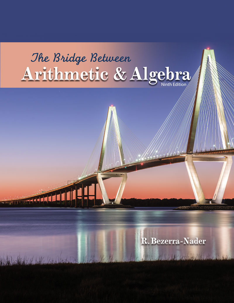The Bridge Between Arithmetic and Algebra | Higher Education