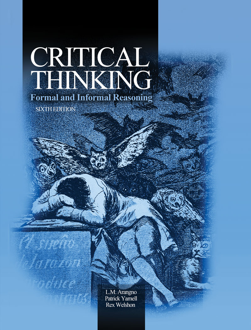books on critical thinking and reasoning