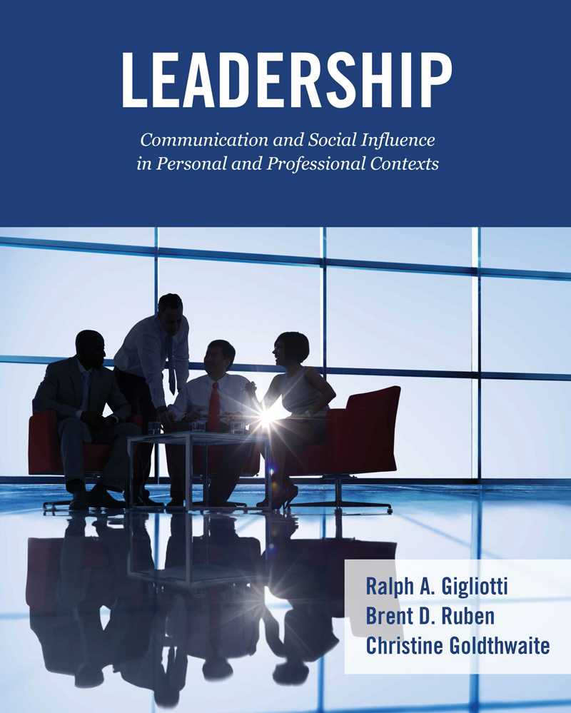 leadership study guide