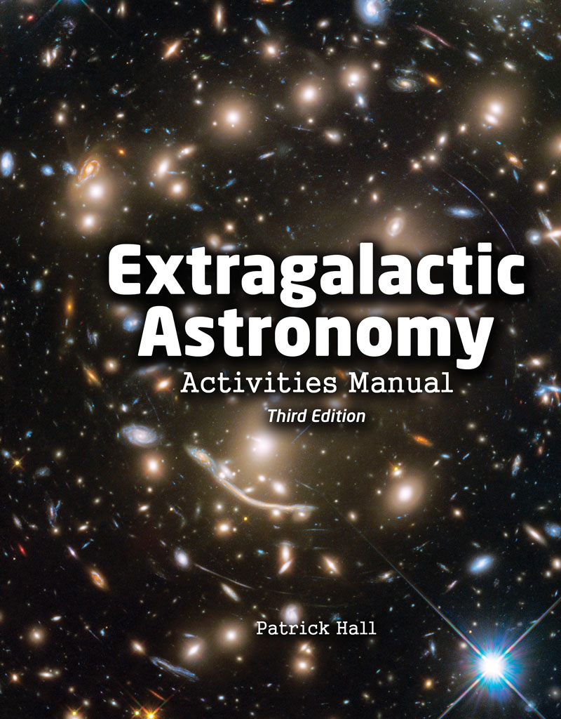 Extragalactic Astronomy Activities Manual | Higher Education