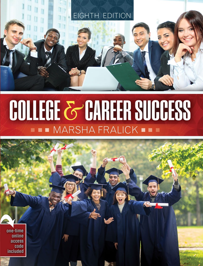 Fralick, college and career success text, 9781465287687