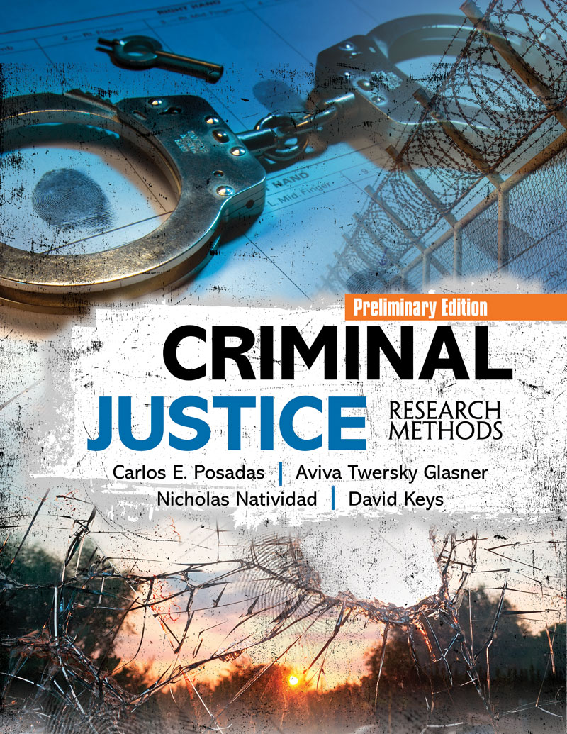 Criminal Justice Research Methods | Higher Education