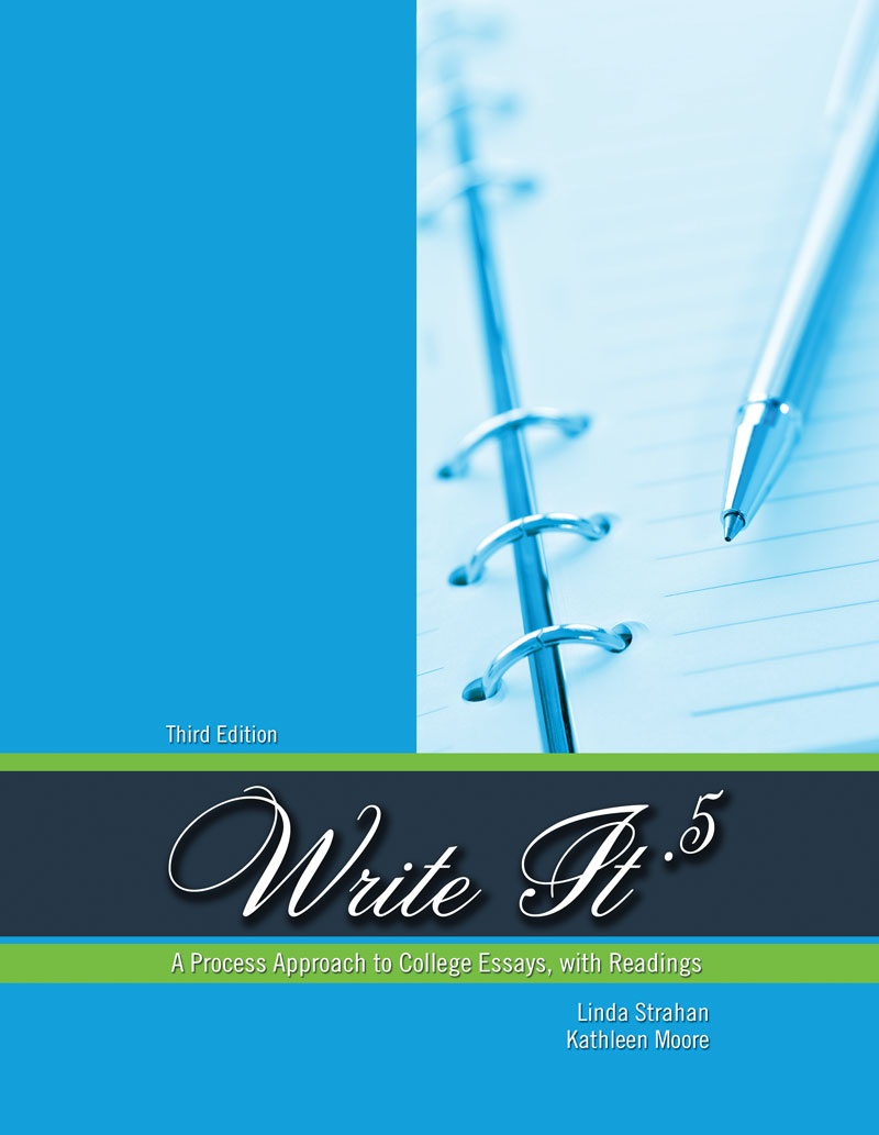 write it a process approach to college essays with readings A process approach to college essays with readings,full  a process approach to college essays with readings|write it: a process approach to college essays.