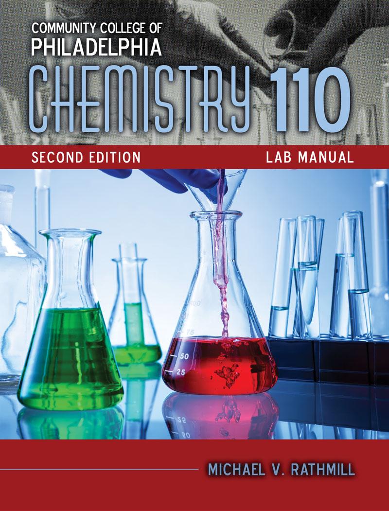 Community College of Philadelphia: Chemistry 110 Lab Manual | Higher