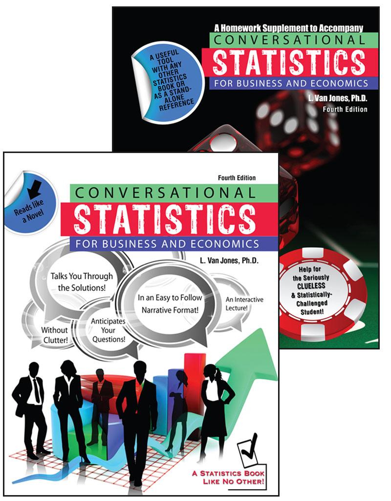 Conversational Statistics for Business & Economics | Higher