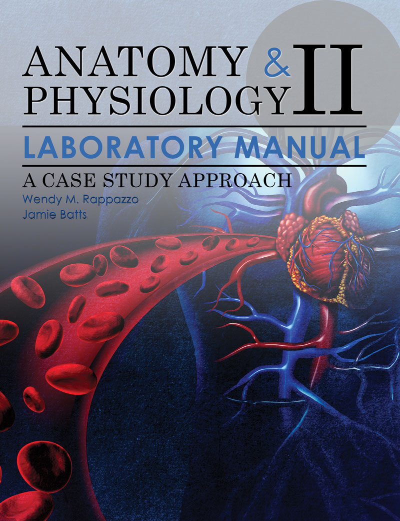 Anatomy and Physiology 2 Laboratory Manual: A Case Study Approach ...