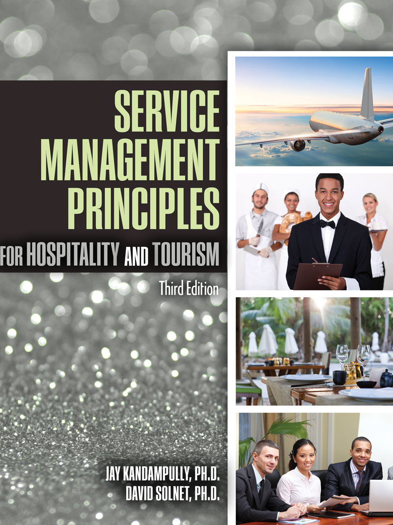 Service Management Principles for Hospitality and Tourism | Higher