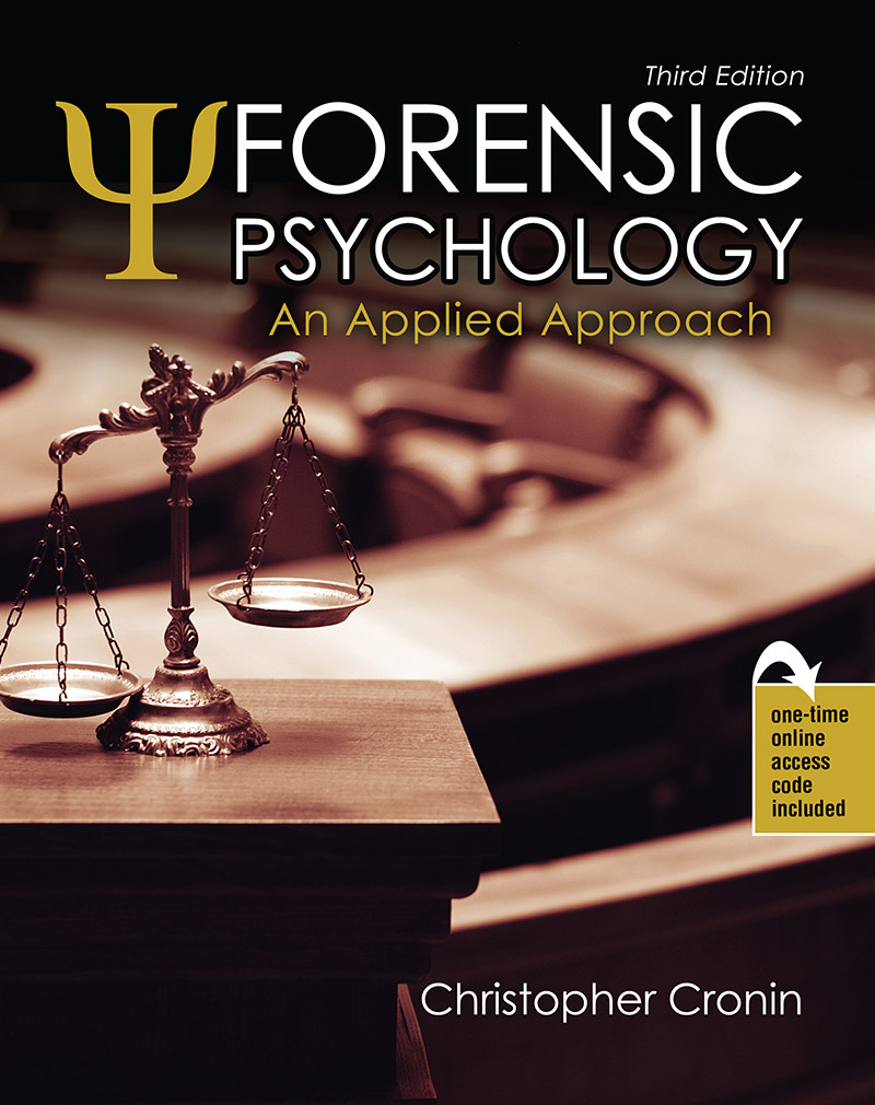 Forensic Psychology An Applied Approach Higher Education