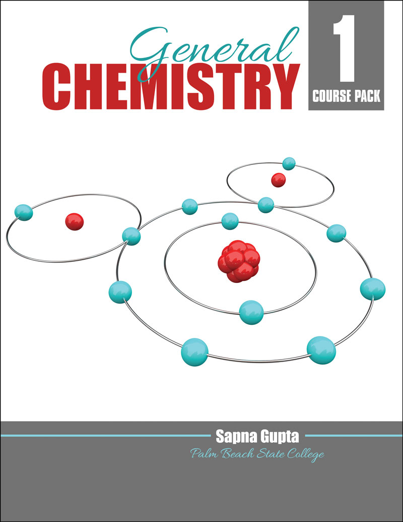 General Chemistry 1 Course Pack | Higher Education