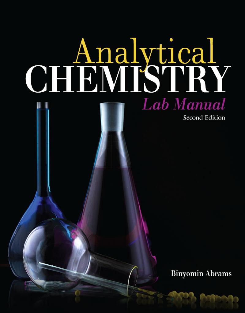 Analytical Chemistry Lab Manual | Higher Education