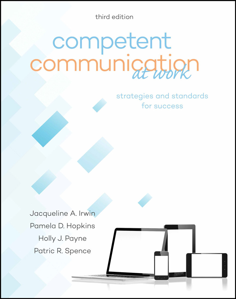 Competent Communication at Work: Strategies and Standards