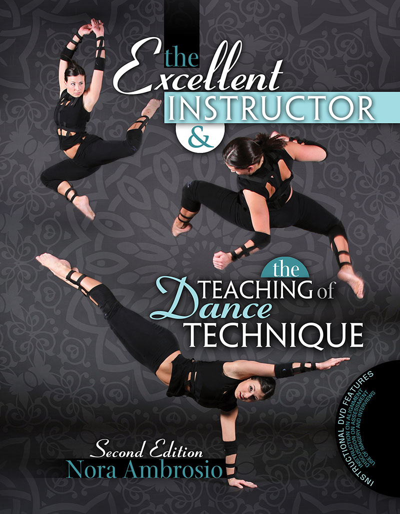 Higher ed product listing higher education college textbooks the excellent instructor and the teaching of dance technique fandeluxe Gallery