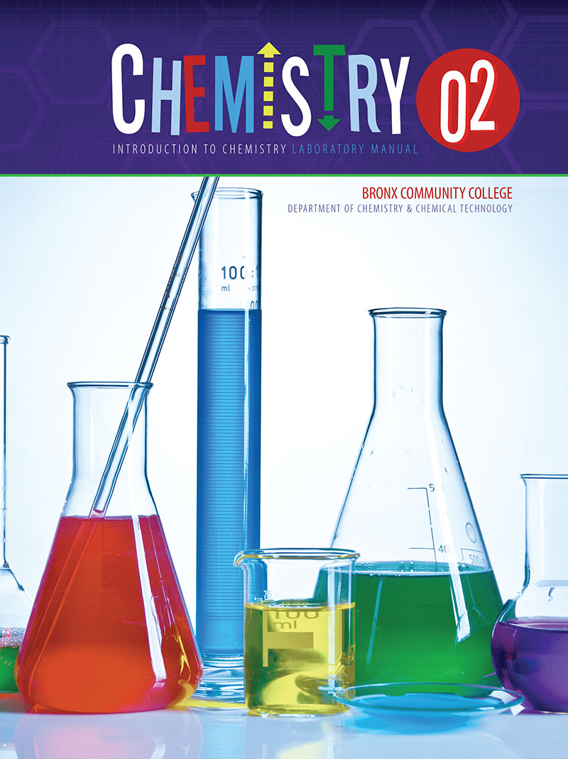 Chemistry 02 Introduction To Chemistry Laboratory Manual