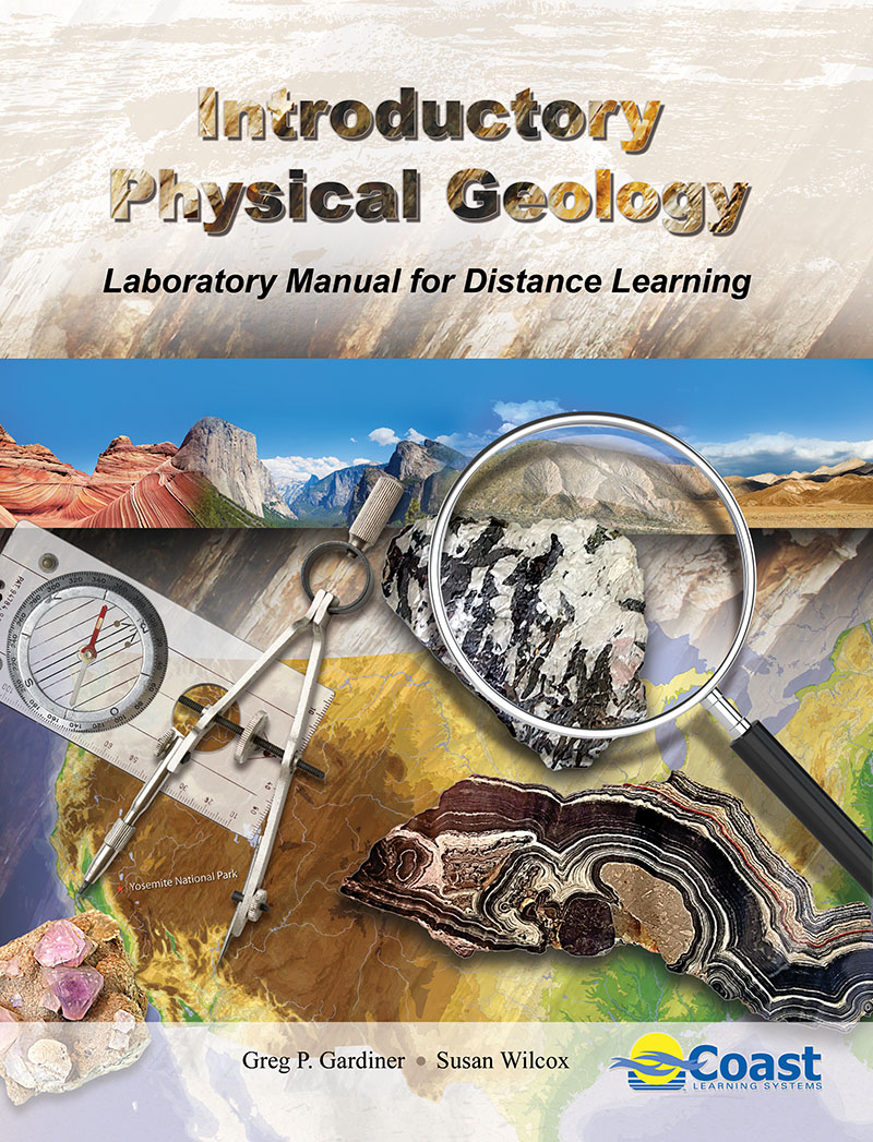 Introductory Physical Geology Laboratory Kit and Manual | Higher Education