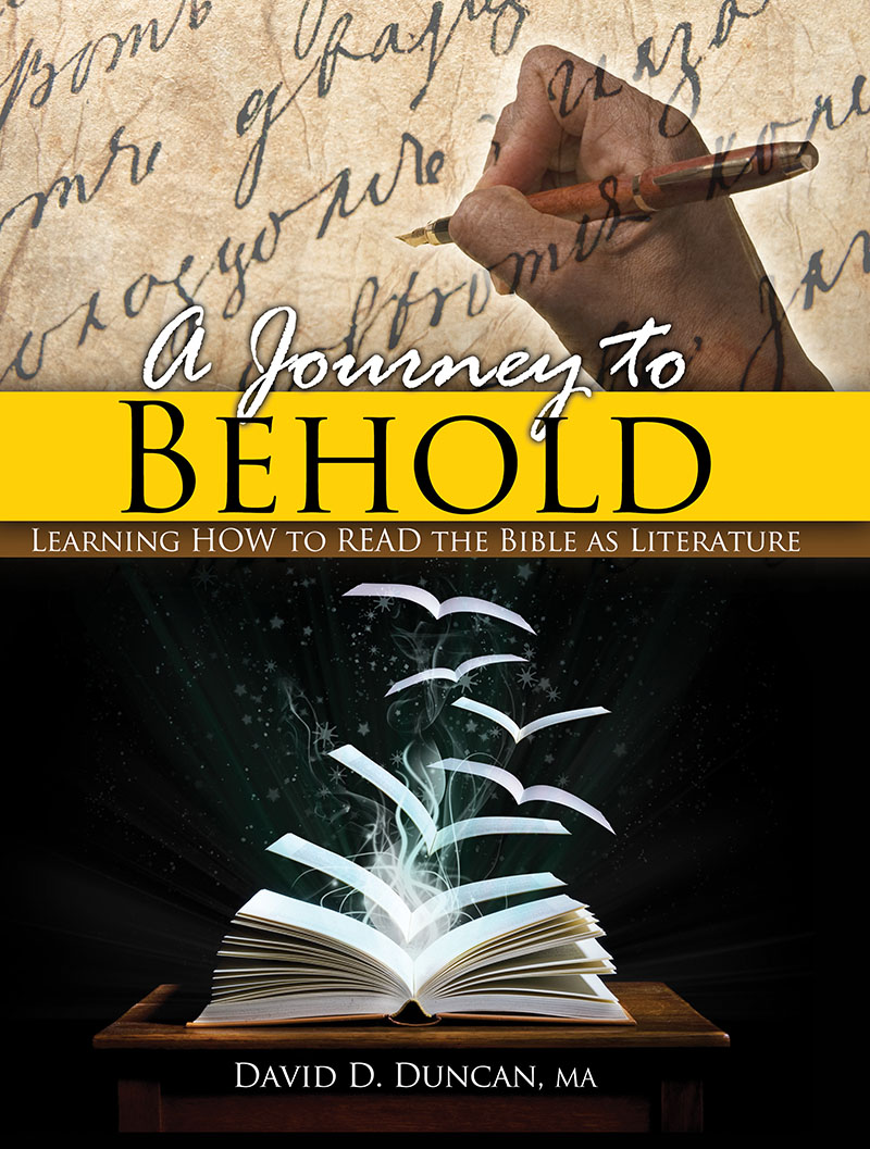 A Journey to Behold: Learning How to Read the Bible as