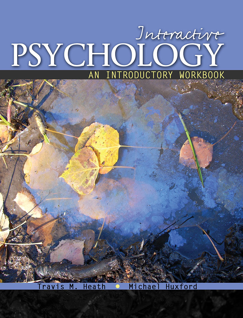 Interactive Psychology: An Introductory Workbook | Higher Education