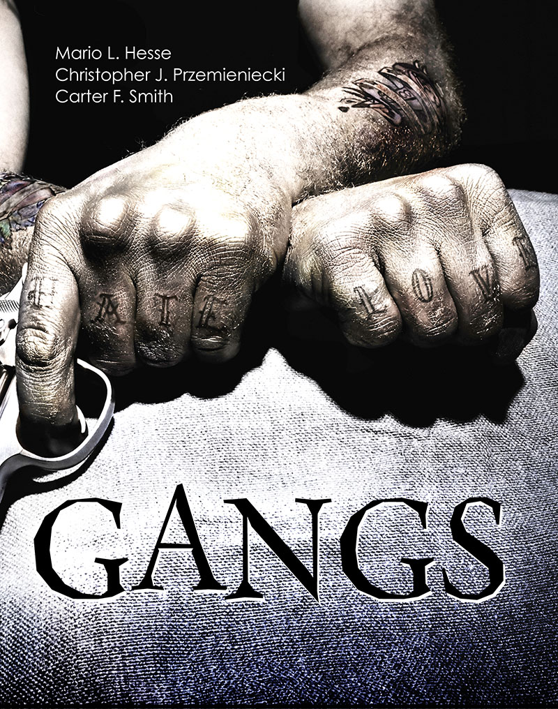 gangs textbook,introduction to criminal justice,criminal justice textbook,intro to cj, victimology text; drugs and society text, gangs text