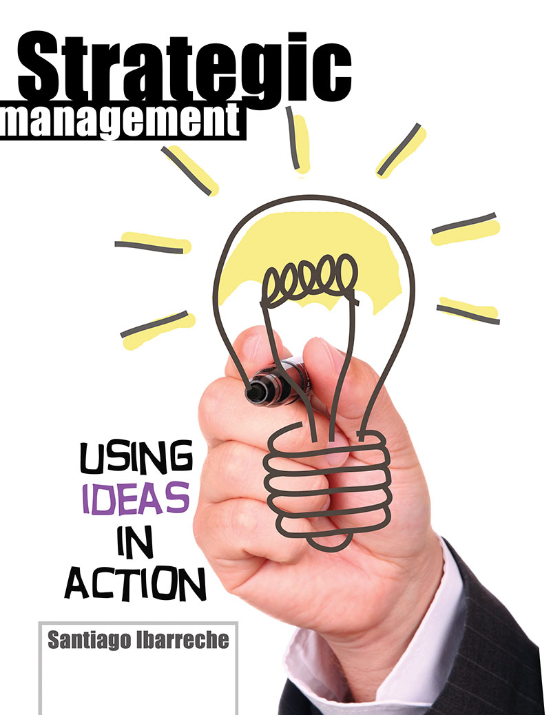 hi strategic management Strategic management is the managerial responsibility to achieve competitive advantage through optimizing internal resources while capturing external opportunities and avoiding external threats this requires carefully crafting a structure, series of objectives, mission, vision, and operational plan.