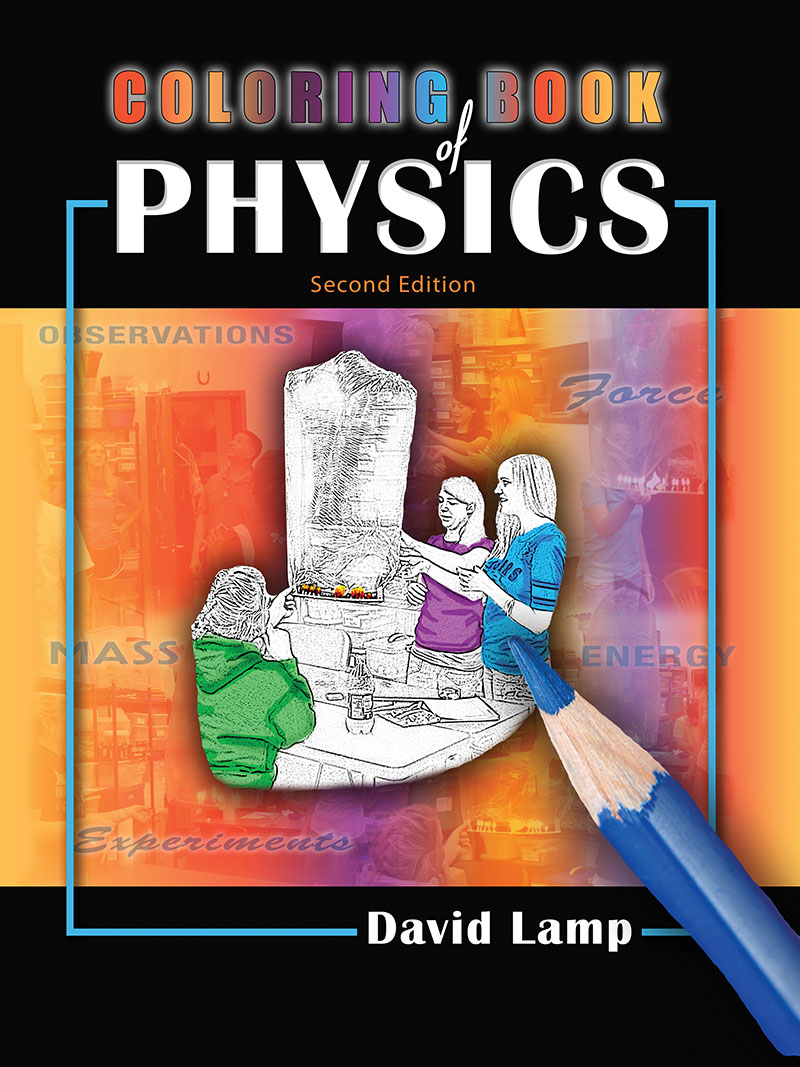 Coloring Book of Physics | Higher Education