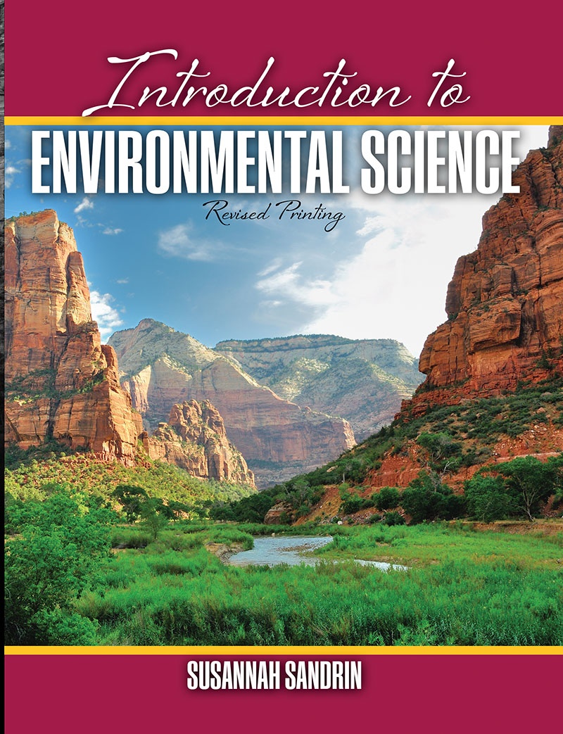 an introduction to the environmental science Development of the new brunswick introduction to environmental science  curriculum  the nb writing and piloting team for environmental science of  aaron.