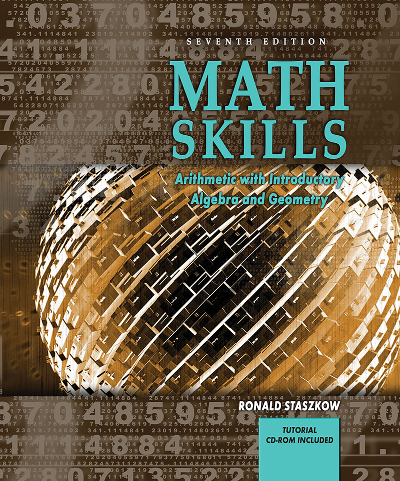Math Skills: Arithmetic with Introductory Algebra and Geometry ...