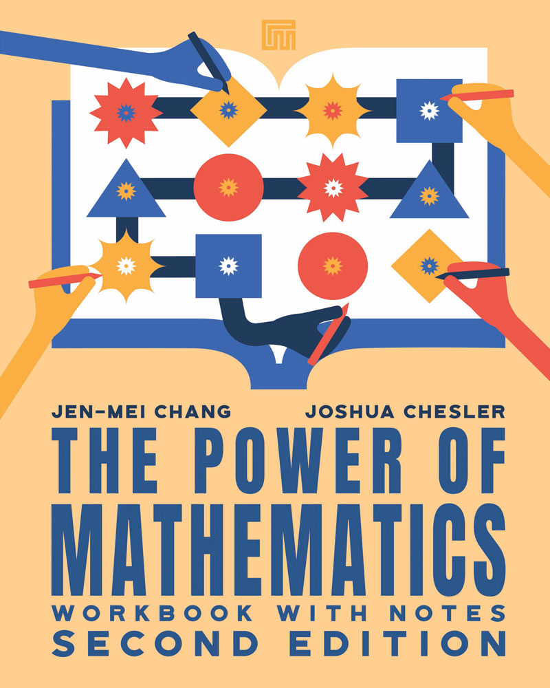 The Power Of Mathematics Workbook With Notes Higher Education