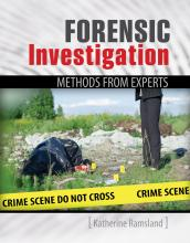Forensic Science text, forensics text, corrections text, criminology text, criminal justice text