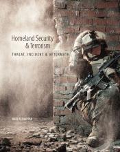 Terrorism text, Homeland Security text
